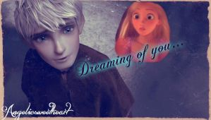 ~ Jack Dreams Of Rapunzel ~ by Angelicsweetheart