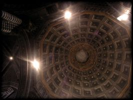 The Cupola of Siena by Danferno