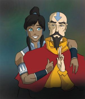 Korra from Inu-DividualBubble by Kumoroko