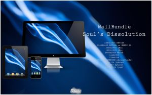 Wallbundle 12 : Soul's Dissolution by songe