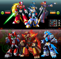 Choose Your Fighters by OK-ChiaTay