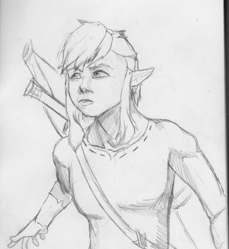 Link-Breath of the Wild by ChrisWolf11