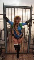 Cammy white battle costume by VictoriaRusso