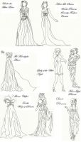 Winetta's Fashion Contest 4 by anelphia