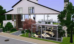 Sims House by uni99