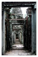 Journey to Angkor Thom by chaos-kaizer