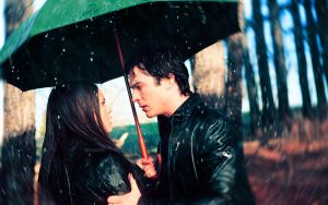 Delena in love by GreenSlOw