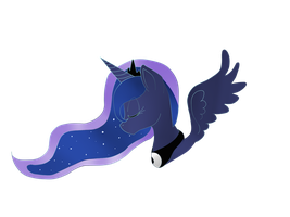 Princess Luna, Bringer of the Radiant Moon by Sonno-Eterna