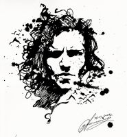 Eddie Vedder Black by salva-door