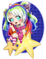 In the Stars - Pippin Chibi [C] by Milkate