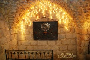 Historic hour - old Aleppo by marh333