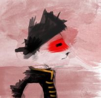 The Red Bandit by lexieken