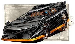 Late Model 01312013 by Bmart333