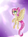 It's already to late to run, dear Fluttershy. by nihhal