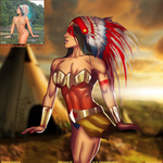 Wonder Warrior Lois Bustamante Sprouse By Ulics by zenx007