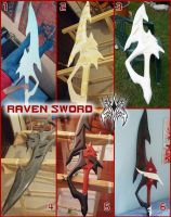 Raven sword - Tutorial by Style85