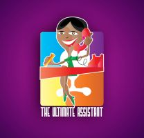 MY ULTIMATE ASSISTANT LOGO 2 by truthdondie