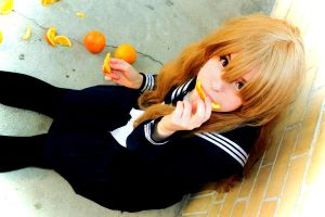 Toradora: Orange by Meari-chan