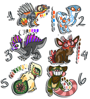 Designs for Sale by Shroommu