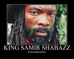 King Samir Shabazz by Balddog4
