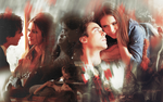 Damon and Katherine by AlbertXExcellaLover