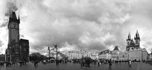 Old Town Praha by TheMetronomad
