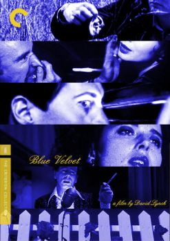 Blue Velvet - Criterion Collection by FakeCriterions