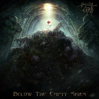 Derelict Earth cd back cover by mlappas