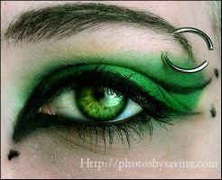Toxic- make up1 by savinaswings