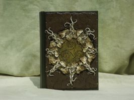 Journal Cover *Triskele* by SensiArts