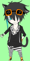 Single Neko Boy Adopt 4 CLOSED by Nascimur