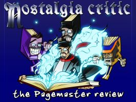 NC - the Pagemaster by MaroBot