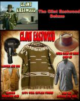 Clint Eastwood deluxe by ritter99