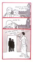 BBC Sherlock comic: Welcome home. by Graphitekind