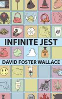 Infinite Jest Book Cover by Fish-man