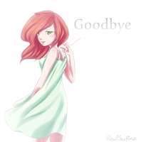 Goodbye by MewMartina