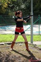 Claire Redfield RE2 cosplay IV by Rejiclad