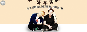 Luhan and Key FB Cover by LittleMirr