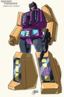 Swindle toy accurate animation model sheet by GuidoGuidi