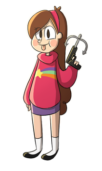 Mabel (+sorry for not being active) by mimito03003
