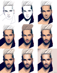 Bill Kaulitz Screenshots by Chrystall-Bawll