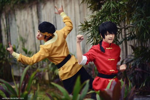 Ranma one-half: Just you wait, Ranma by vaxzone