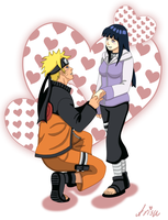 NaruHina: Marry Me by ArisuAmyFan