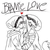 Beanie Love by SpacePrinceGOD