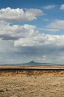 The Lonely Mountain by indybird
