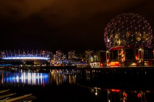 BC Place - Rogers Arena, Science World by insomniac199