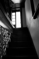 Upstairs by RipperBlack666
