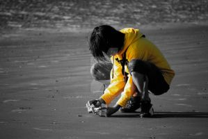 Yellow. by Trianglis