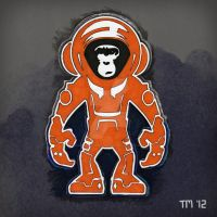 Monkey Crisis On Mars by monkeycrisisonmars