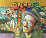 Robert Crumb by choffman36
